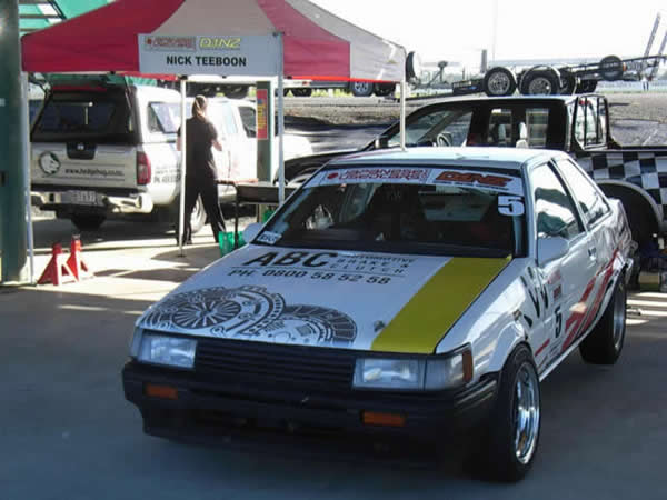 AE86 Drift Car
